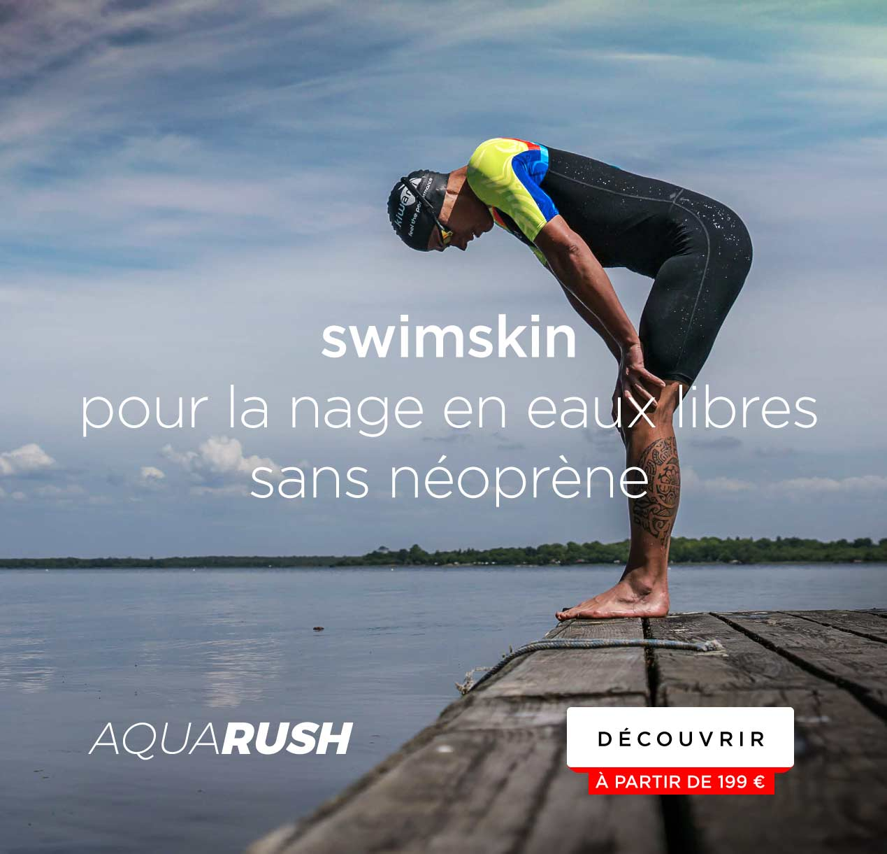 aquarush swimskin