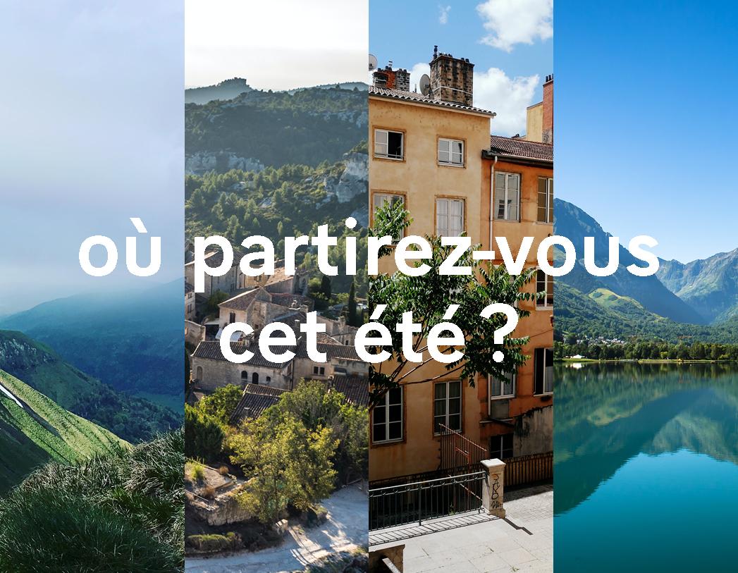 où partirez-vous cet été ?